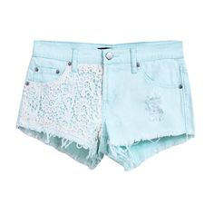 Women Shorts Spring Summer Fashion Flower Crochet Lace Shorts Female Short Pants Hot Pants