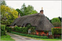 Sandy Lane, Calne - Cottage 1 by billyboy1951, via Flickr