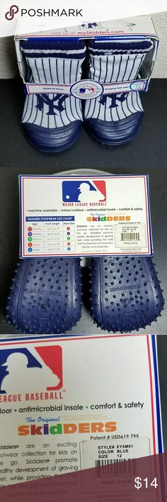 New York Yankees Skidders Skidproof Shoes New York Yankees Skidders Skidproof Shoes Skidders  Shoes