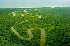 海外旅行世界遺産 リオ・プラタノ生物圏保護区の画像 リオ・プラタノ生物圏保護区の絶景写真画像ランキング  ホンジュラス