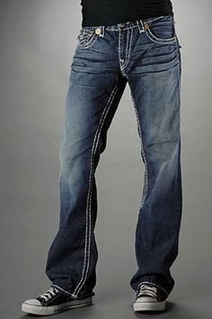 Men's Jeans Southern Thread Blue The Joel Jeans   Boots, Ps and Urban