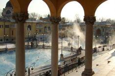Széchenyi Baths - History