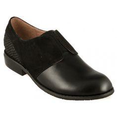 Esska 2014 Fall Winter, Autumn, Winter Shoes, Clogs, Unique, Black, Fashion, Clog Sandals, Moda