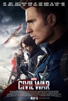 Captain America: Civil War Poster 39