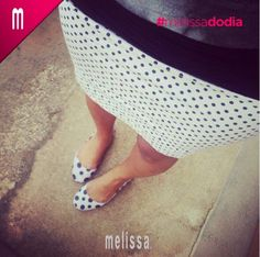 #Melissa shoes at #NICCI