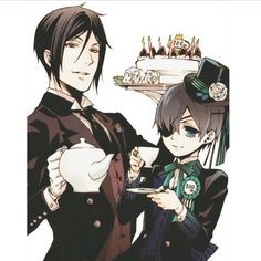 I want my birthday to be like this! |Black Butler|Anime|