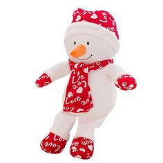 Mokao Christmas Plush Toys Childrens Birthday Gift ** Click image for more details.