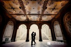 New York City Engagement Photos | Julie at central park NYC