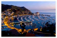 Catalina Island off the southern California coast is well worth the trip.  Quite quaint and delightful!