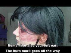 Avatar the last airbender -ZUKO scar tutorial