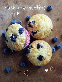 plain jane - blueberry muffins :)