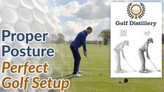 The posture you adopt in your golf setup is determined by your knee flex, your hips and spine angles. Follow these golf tips to make sure you position your body in a proper posture position that will allow you to get the most out of your golf swing and golf shots. A big difference between [...] The post Golf Posture – How to Stand at Address with your Knees, Hips and Spine Angle appeared first on FOGOLF, FOLLOW GOLF. Perfect Golf, Golf Tips, Golf Stance, Improve Yourself, Adoption, Positivity, Baseball Cards, Foster Care Adoption, Optimism