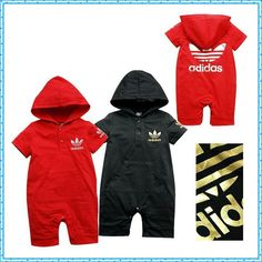 Baby Boys Adidas Romper $22.95 +Post www.facebook.com/lilsunshinecollections
