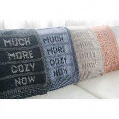 "Alexandra Ferguson ""Much More Cozy Now"" Throw"