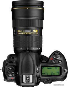 Nikon AF-S 24-70mm f/2.8 G ED lens