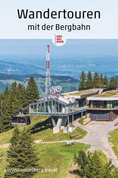 Wandern mit den Bergbahnen in Vorarlberg: Unsere Wegempfehlungen, Wandertouren- und Tipps in Kombination mit den Sommer-Bergbahnen führen zu Bergseen, zur Echowand, hinauf auf Gipfel mit faszinierend schönen Aussichten. Flora Und Fauna, Bergen, Boulder Landscape, The Great Outdoors, Hiking Trails, Mountains