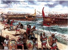 Peloponnesian Wars 431 BC