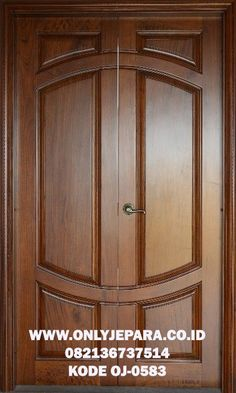 Protected against insects and pests, humidity between – Bucaramanga Cr 36 Tel: 57 7 6832039 Flush Door Design, Single Door Design, Home Door Design, Wooden Front Door Design, Double Door Design, Pooja Room Door Design, Wooden Front Doors, Door Design Interior, Wood Doors