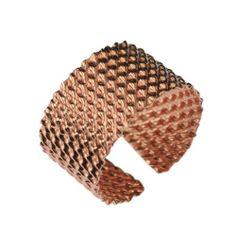 Double Corrugated #Copper #Cuff Bracelet John S Brana,http://www.amazon.com/dp/B00AOBI3JU/ref=cm_sw_r_pi_dp_ZNWotb0GN1WB27MH