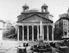 Pantheon ante 1883