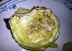 Flora's Oven Roasted Cabbage Recipe -  How are you today? How about making Flora's Oven Roasted Cabbage?
