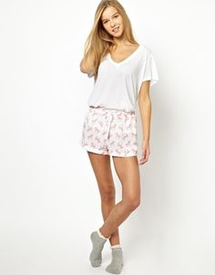 Chelsea Peers Unicorn Shorts