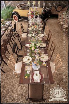 our vintage wedding