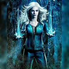 THE FLASH: KILLER FROST Poster!...