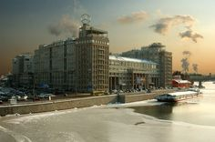 2 Serafimovich St., Moscow.  'The House on the Embarkment' by Y. Trifonov.