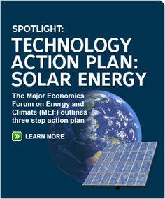 Renewable Energy Efficiency: Alternative & Distributed Energy |   via Institute for Building Efficiency