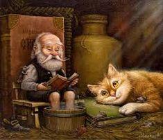 Картинки по запросу Сказочные Коты