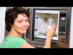 How to Repair a Frigidaire Microwave Door Hinge Commercial Cleaners, Burnt Food, Desperate Housewives, Microwave Oven, Microwave Cleaning, Home Hacks, Housewife, Clean House, Housekeeping