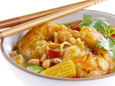 Thai Curry recipe from Giada De Laurentiis via Food Network