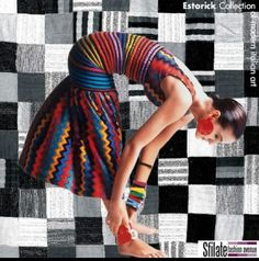 Vintage Missoni Dress. The inspiration for our new Lemony Lime and Vintage Bordeaux Aprons. Coming Soon!