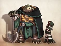 142 Best D&D Character Art - Tortles images in 2019
