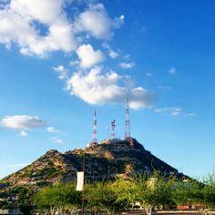 #CerroDeLaCampana #Hermosillo #Sonora