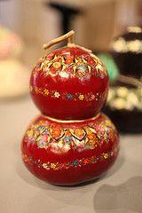 Vasija roja de barro