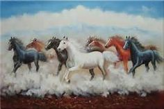 paintings of horses running - Yahoo Image Search Results