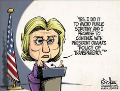 Political Cartoons by Eric Allie 3/6/15