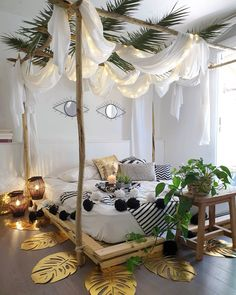 Modern Bohemian Bedrooms & Home Interior Decor Ideas: With the passage of time the demand and trend of the bohemian home decoration has been becoming the main talk of the town.