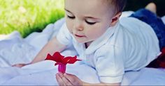 """""""O bebê também precisa brincar sozinho."""" Os bebes encantam as pessoas. O cheirinho o sorriso o olhar. É irresistível! Ele é sedutor e retribui com um sorriso como se estivesse dizendo: Fique comigo! Me pegue! Não me abandone. Este relacionamento mutuo é muito importante para o desenvolvimento do bebê pois essa troca de olhares e sorrisos é o que convida o bebê para se interessar pelo mundo e conhecer a si mesmo. Um bebê precisa se sentir protegido e amado desfrutar de muito carinho e afeto e…"""