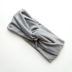 Winter Turban Light Grey by ChiChiDee on Etsy, €18.00https://www.etsy.com/listing/163269446/winter-turban-light-grey?ref=shop_home_active