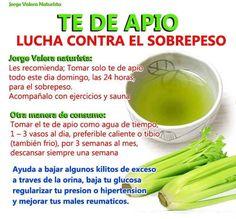 Te de Apio / Celery Tea