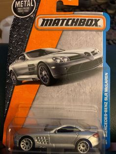 Great condition still in Long Card. Chevy Caprice Classic, King Card, Slr Mclaren, Silver Car, Beetle Convertible, Thing 1, Bmw 2002, Matchbox Cars, Hot Wheels Cars