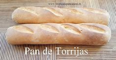 Ideas que mejoran tu vida Hot Dog Buns, Hot Dogs, Bread And Pastries, Empanadas, Breads, Healthy Recipes, Sweet Bread, Sweet And Saltines, Food Cakes