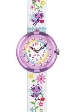 Reloj Flik & Flak Libellulina FBNP052