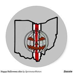 Happy Halloween ohio