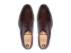 Magnolia Antique Brown Calf  http://www.theshoesnobblog.com/
