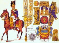 Louis Nicolas DAVOUT, Colonel Général des Grenadiers à pieds de la Garde 1810