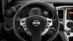 Nissan NV200 EVALIA - Τιμόνι